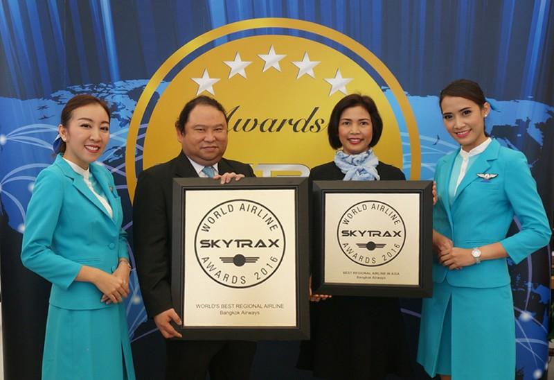 Skytrax_Bangkok Airways