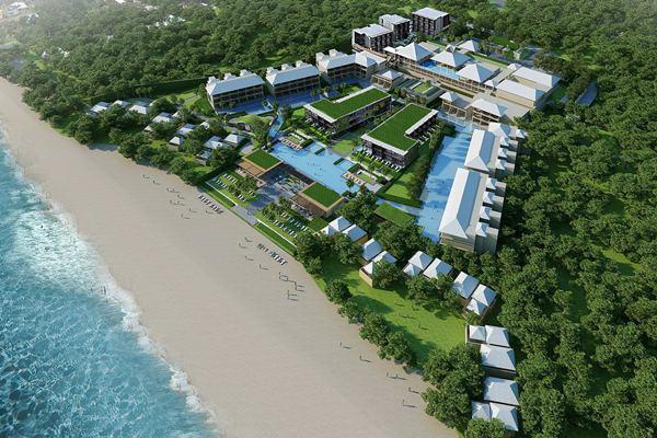 01 Phuket Marriott Resort & Spa, Nai Yang beach